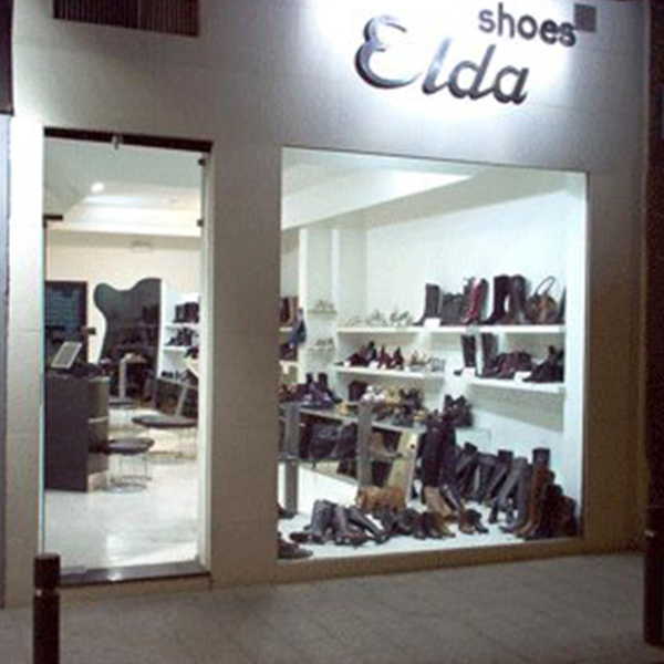 Fachada Elda shoes