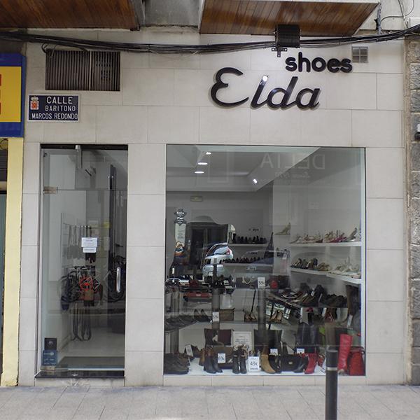 Tienda de zapatos de talla grande de mujer en Murcia